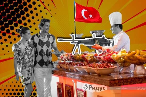 «Это просто размен»: готовитсяли Турция квойне сРоссией?