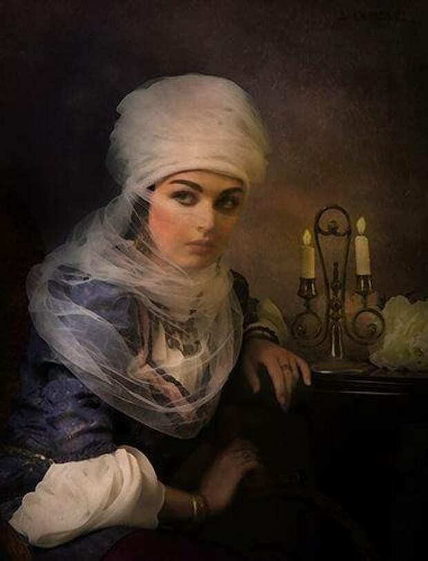 Гвашемаше, таинственная черкешенка или наследница султана?