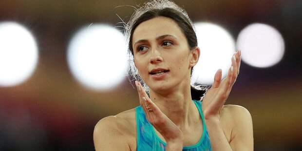 Ласицкене оказалась в топ-10 лучших легкоатлеток мира