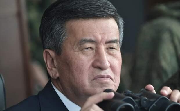 Президент Киргизии исчез не дожидаясь пока его определят в освободившуюся камеру в СИЗО