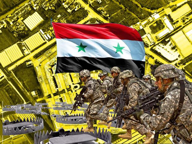 Признание главы Пентагона: Тысячи американских военных попали в сирийский капкан