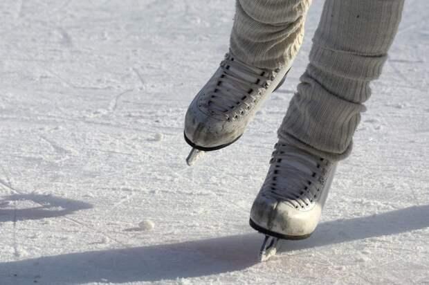 Запись в секцию фигурного катания на Ленинградском шоссе откроется в августе
