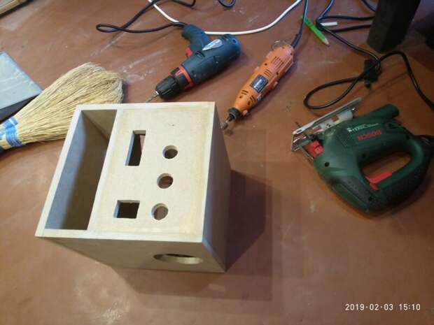 Самодельный корпус для автомагнитолы DIY или Сделай сам, автомагнитола, вторая жизнь