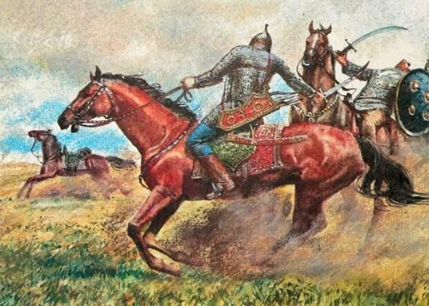Участие русских князей в походах золотоордынских ханов