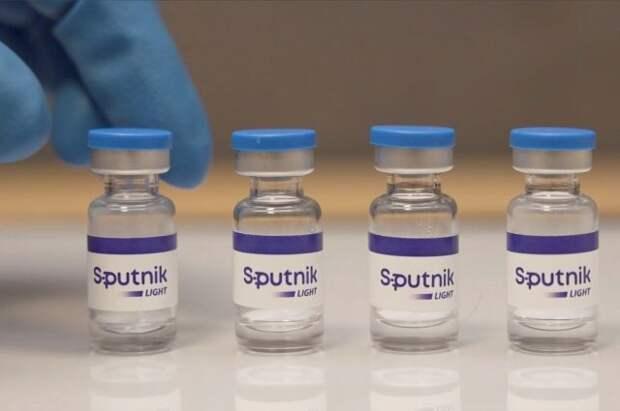 В Анголе одобрили применение вакцины «Спутник Лайт»
