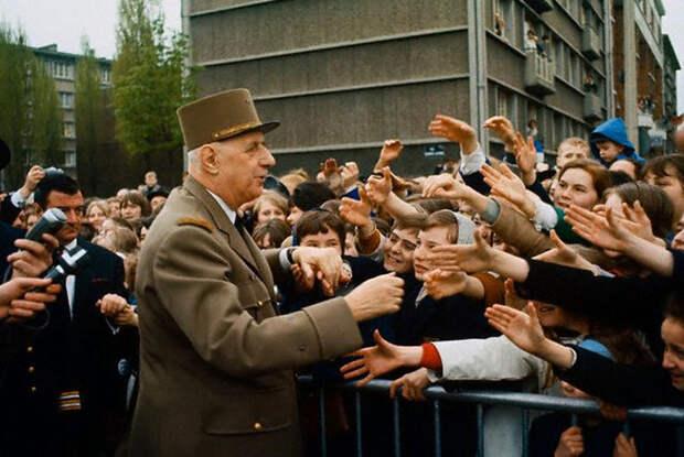 French President Charles De Gaulle, 1966.jpg
