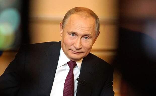Путин рассказал, что мешает России сделать обещанный прорыв