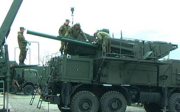 Новый мобильный полк ПВО прикроет воздушное пространство на западе России