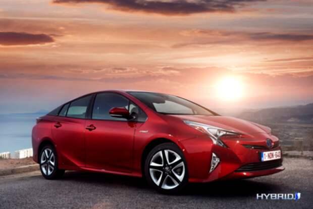 Новый Toyota Prius: начался прием заказов