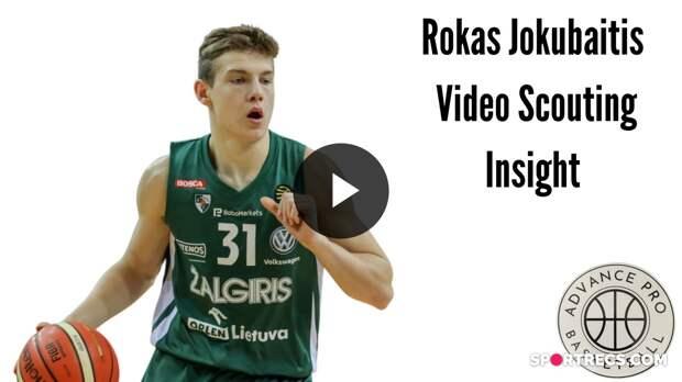 Rokas Jokubaitis - Video Scouting Insight