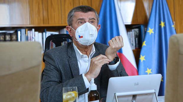 Правительство Чехии напомнило Земану о необходимости поддерживать обвинения п...