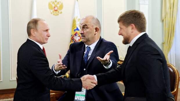 Почему боятся Кадырова, как отказаться от встречи с Путиным, какой Черчесов кавказец? Истории Александра Бондаря