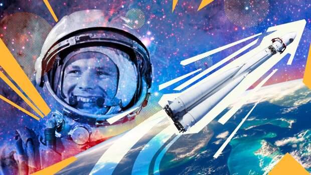 Японцы оценили вклад Гагарина в освоение космического пространства