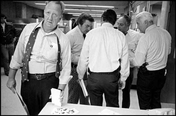 Один день из жизни Нью-Йоркской полиции, 1972 год