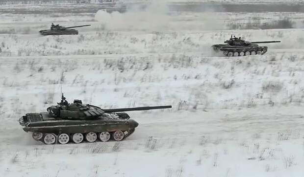 В США рассказали, как созданный более 40 лет назад Т-72 до сих пор конкурирует с новейшими танками