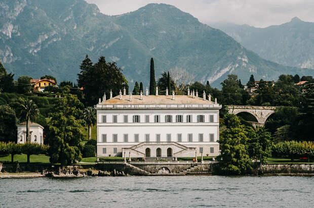 Озера Северной Италии: Изео и Комо (2 часть)