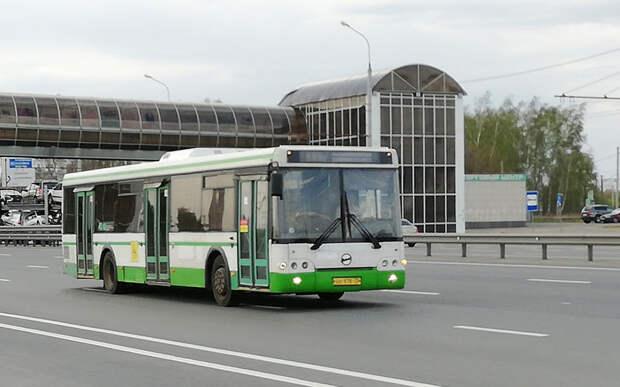 В Рязань прибыла новая партия московских автобусов
