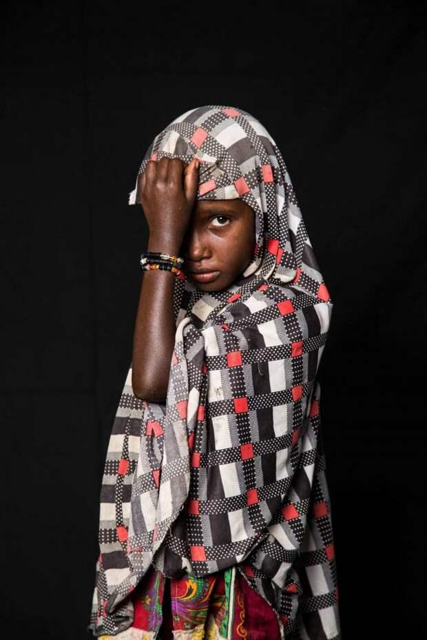 Нигерийка