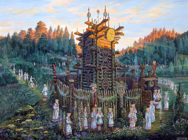 Кем была Снегурочка у древних славян?