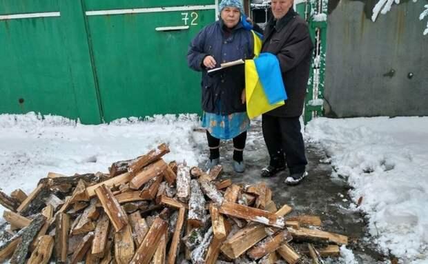 Зима только началась, а запасы газа на Украине таят на глазах. Виновата опять РФ