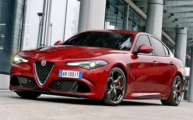 Мастерство не пропьешь: Alfa Romeo Giulia «наказала» Панамеру