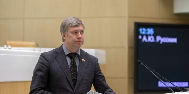 Губернатор Морозов ушел, а Русских пришел