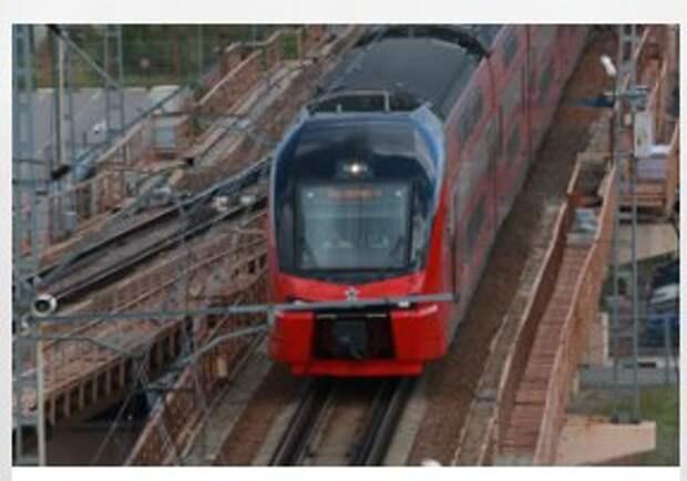 В конце мая поезда «Аэроэкспресса» проследуют по измененному расписанию