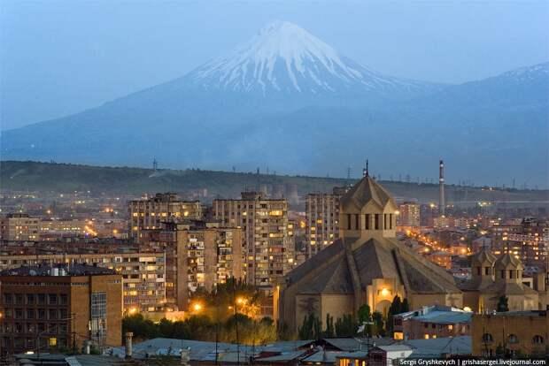Yerevan07 Фотопрогулка по Еревану
