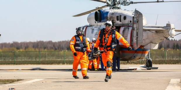 Воздушный десант спас 20 человек за год