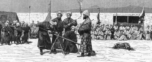 Восстание дунган