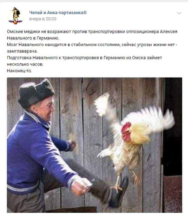 Навального начали транспортировать в Германию. Западные СМИ в истерике