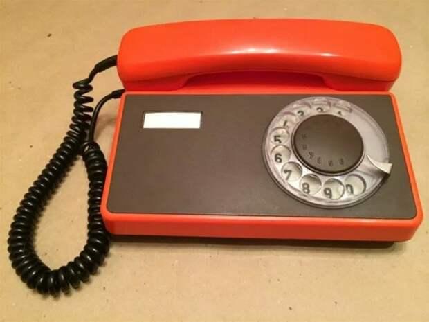 Домашние телефоны нашей юности. Найди свой