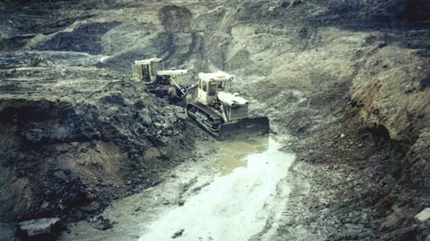 В Хакасии жители заявили о загрязнении рек золотодобытчиками
