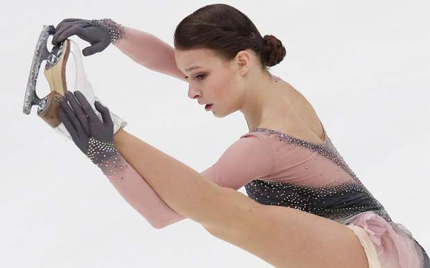 Федерация фигурного катания на коньках России: «Щербакова доказала, что невозможное возможно»