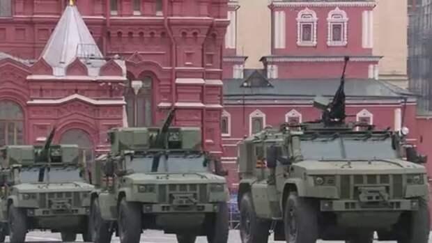 Как прошел Парад Победы на Красной площади. Видео