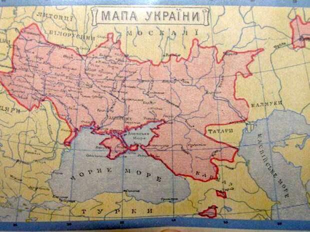 Несбыточные мечты: Украина хочет заграбастать себе часть соседних территорий