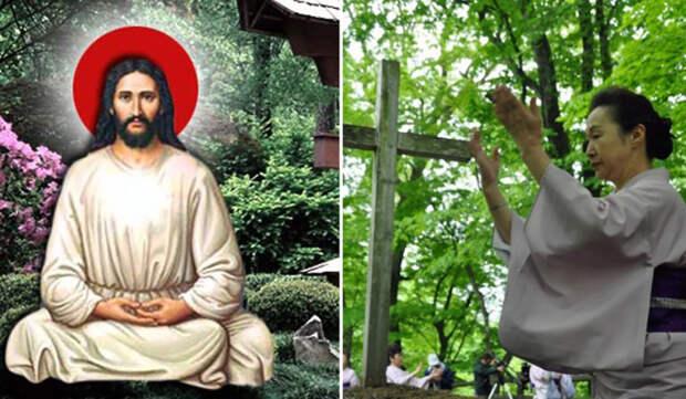 Действительно ли Иисус избежал казни, женился и жил в Японии: Музей в деревушке Синго