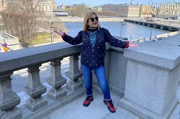 Марина Федункив: об отношениях с мужчинами, карьере после удаленки и связи с группой ABBA