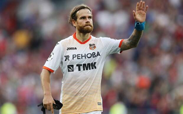 Бикфалви получил травму в матче против «Локомотива»