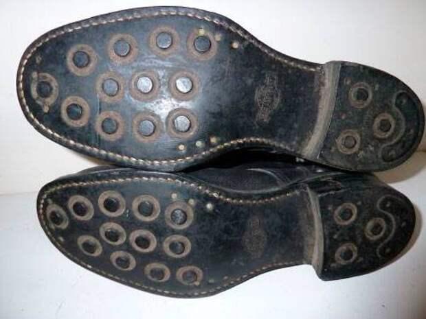 Армейские ботинки из Туманного Альбиона
