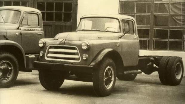 Фото №10 - 17 советских автомобилей, среди которых ни одного советского
