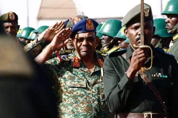 Судан потребовал отроссийских военных немедленно покинуть территорию страны