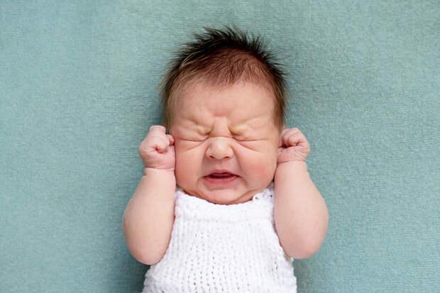 5 способов уменьшить колики у новорожденного