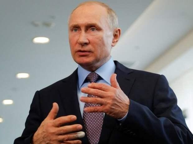 Путин высказался за международный запрет оскорбления чувств верующих