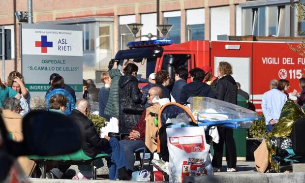 Ростуризм призывает россиян в Италии не впадать в панику из-за землетрясения
