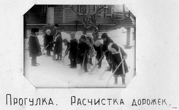 Повседневная жизнь обыкновенного детского сада в 1936 году