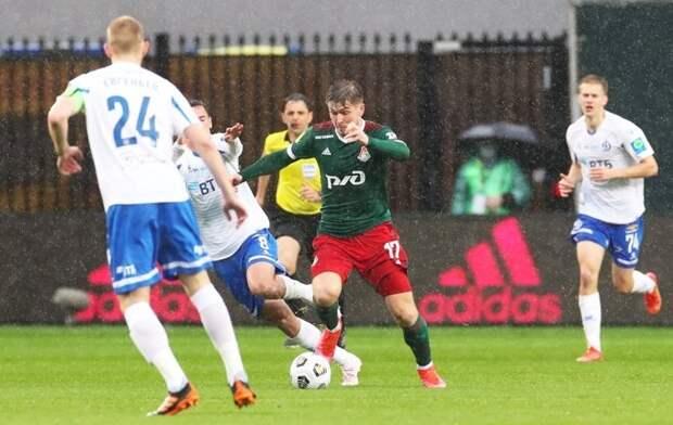 «Рубин» победил в Туле, «Локомотив» не смог обыграть «Динамо»