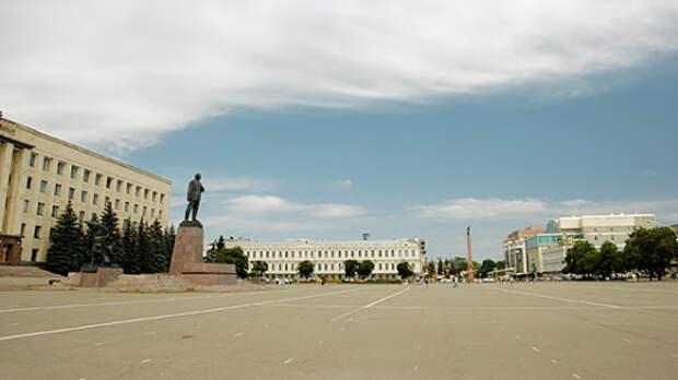 Главную площадь Ставрополя предложили переименовать в площадь Немцова