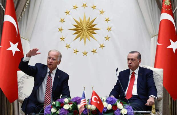 В Брюсселе на полях саммита НАТО пройдут турецко-американские переговоры на высшем уровне