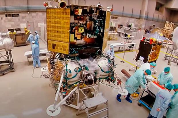 В США российскую «Луну-25» назвали рудиментом